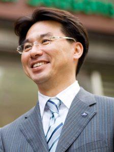 代表取締役 松本伸太郎